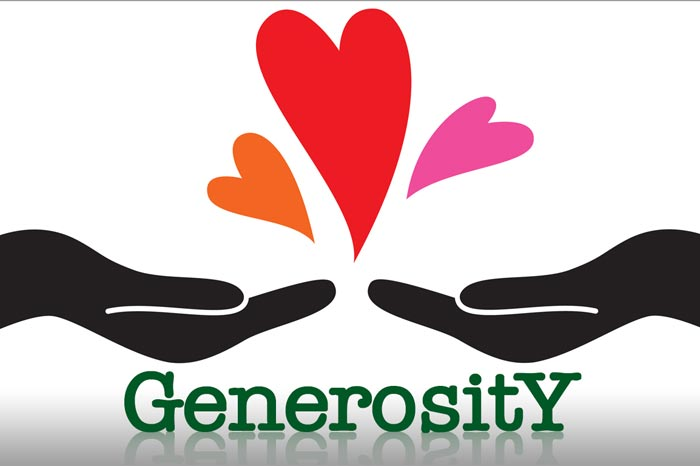 Generosity – Psychotherapy and Counselling